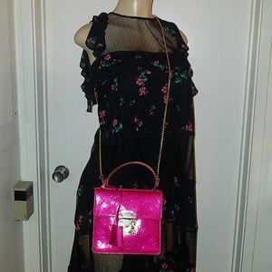 Louis Vuitton Spring Street vernis bag